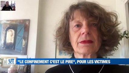 """Violences conjugales : """"Le confinement c'est le pire pour les victimes"""""""