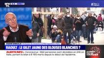 Story 8 : Didier Raoult: le Gilet jaune des blouses blanches ? - 26/03