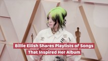 Where Billie Eilish Found Creativity