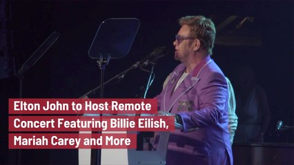 Elton John's New Remote Concert
