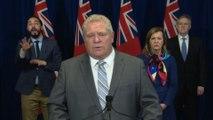 Ontario preparing an anti-price gouging order, Ford says