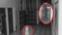 స్కూల్లో వింత - CCTV Footage of Ghost in School - TV5 News