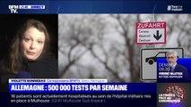 Coronavirus: l'Allemagne réalise 500.000 tests par semaine
