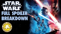Full 'Star Wars: The Rise of Skywalker' Spoiler Review, Recap And Breakdown