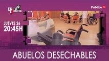 Juan Carlos Monedero y los abuelos desechables 'En la Frontera' - 26 de marzo de 2020