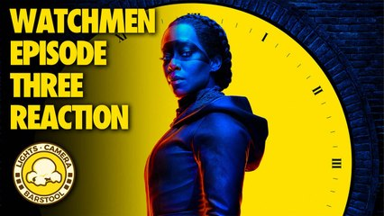 Watchmen: What The Hell Is Happening? (Episode 3, Season 1 Reaction)