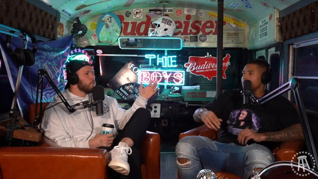 FULL VIDEO: Bussin' With The Boys - Darren Waller