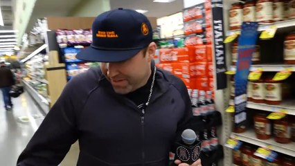 CAUGHT ON TAPE! - WhiteSoxDave Lied To Eddie's Face About His Super Market Sweep Challenge