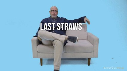 Extra Large: Last Straws