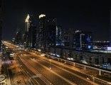صافرات الإنذار تقرع شوارع دبي معلنة بدء عملية التعقيم ضد كورونا