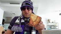 Barstool Frozen Pizza Review - Red Baron Pizza