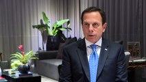 Doria: 'Bolsonaro não lidera o Brasil'