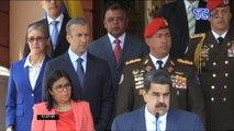 Estados Unidos acusó al presidente Nicolás Maduro de narcotráfico y ofrece recompensa por su captura