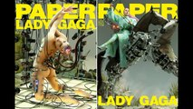 Lady Gaga goes  for robot-themed PAPER magazine cover shoot