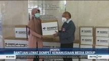 Media Group Salurkan Bantuan APD untuk Tenaga Medis