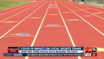 COVID-19 impact on Kern County sports teams