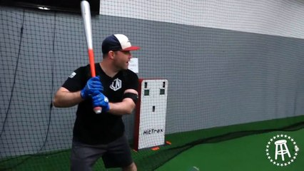 I Got My Exit Velocity And Launch Angle Tested At One Of The Most Advanced Batting Labs In The World