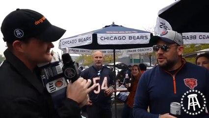Chicago Bears Week 7 Tailgate Roundup