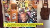¡'El Mastuerzo' se puso en cuarentena voluntaria, pues recién volvió de España!   Ventaneando