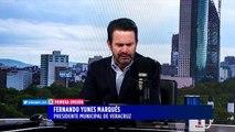 Gobierno de Veracruz esconde casos de coronavirus: Fernando Yunes