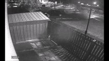 The Closest Catch To Something truly Paranormal? CCTV Ghost?