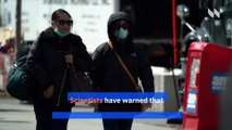 US Now Leads the World in Confirmed Coronavirus Infections