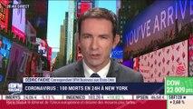 Édition spéciale : Cent morts du coronavirus en 24 heures à New York - 26/03