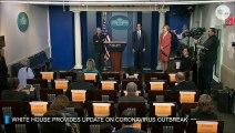 President Donald Trump and Coronavirus Task Force address passage of stimulus bill