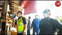 限制拉惹柏巴刹人数 警劝民众5分钟购物速离