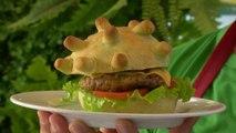 """Thông điệp lạc quan từ món """"bánh kẹp Corona"""" ở Hà Nội"""