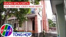 Cháy nhà thờ tại Đà Nẵng