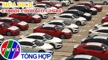 Đề xuất giảm 50% thuế cho người mua ô tô