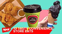 10 Tasty Eats at Your Friendly Neighborhood Convenience Stores