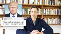 President Trump Calls Coronavirus Stimulus Package Tremendous