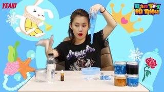 Bàn Tay Kỳ Diệu 7 Disney Slime Clear Slime Ng