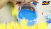 Bàn Tay Kỳ Diệu #7 – Trailer Disney Slime - Clear Slime - Ngọc Thảo
