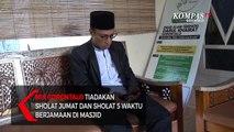 MUI Gorontalo Keluarkan Tausiyah Untuk  Sholat Jumat dan Sholat 5 Waktu di Rumah