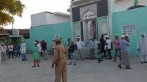कन्नौज: लाउडस्पीकर बंद कर मस्जिद में नमाज पढ़ रहे थे दर्जनों लोग, पुलिस ने हिरासत में लिया