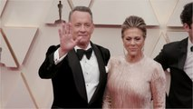Tom Hanks And Rita Wilson Invite America To Join Their -CouchParty