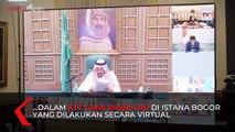 Saat Sri Mulyani Terharu Puji Dedikasi Jokowi