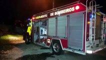 Incêndio em área de condomínio mobiliza Corpo de Bombeiros ao Pacaembu