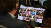 G20 holds remote summit to discuss coronavirus response