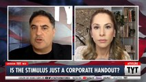 Stimulus Bill Looks A Lot Like A Corporate Handout