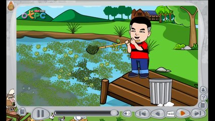 สื่อการเรียนการสอน การดูแลแหล่งน้ำในท้องถิ่น ป.3 วิทยาศาสตร์