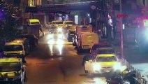 Kağıthane'deki saldırıyı gerçekleştiren 4 şüpheli yakalandı