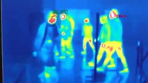 Marmaray istasyonlarına termal kameralar kuruldu