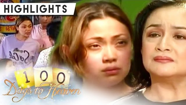 Sophia helps Anna to look for her daughter, Trisha | 100 Days To Heaven