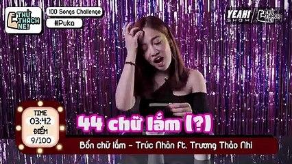 Puka khoe giọng ca DIVA khiến người xem quên luôn bản gốc trong thử thách hát 100 HIT - Yeah1 News