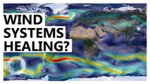 Ozone layer's recovery is protecting wind systems