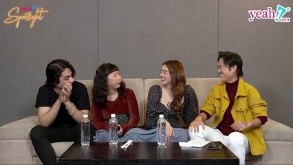 Kaity Nguyễn, Trang Hý, Gi A bật mí về  Showbiz